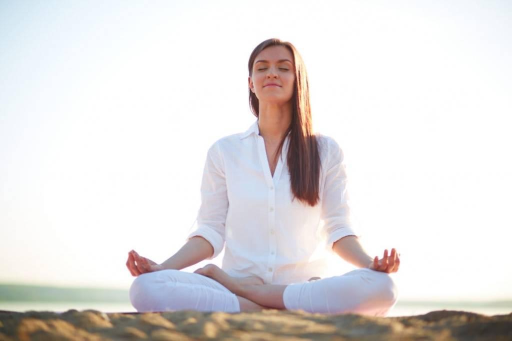 Thở yogic để tăng dung tích phổi