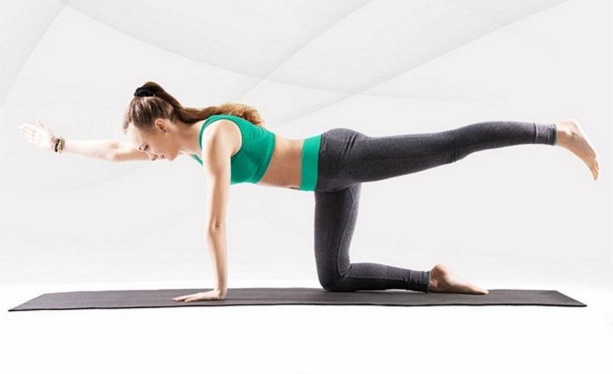 Yoga cho sức khoẻ sàn chậu