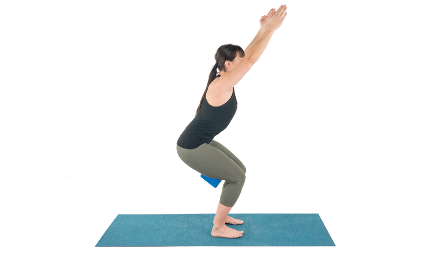 Yoga trước khi sinh tăng cường sức mạnh cho vùng chậu
