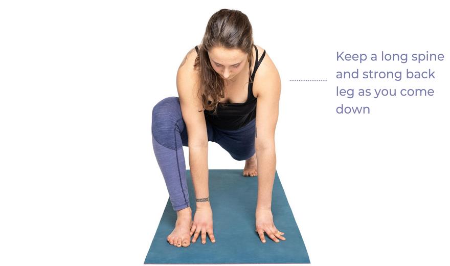 5 mẹo yoga để có tư thế thằn lằn thú vị hơn