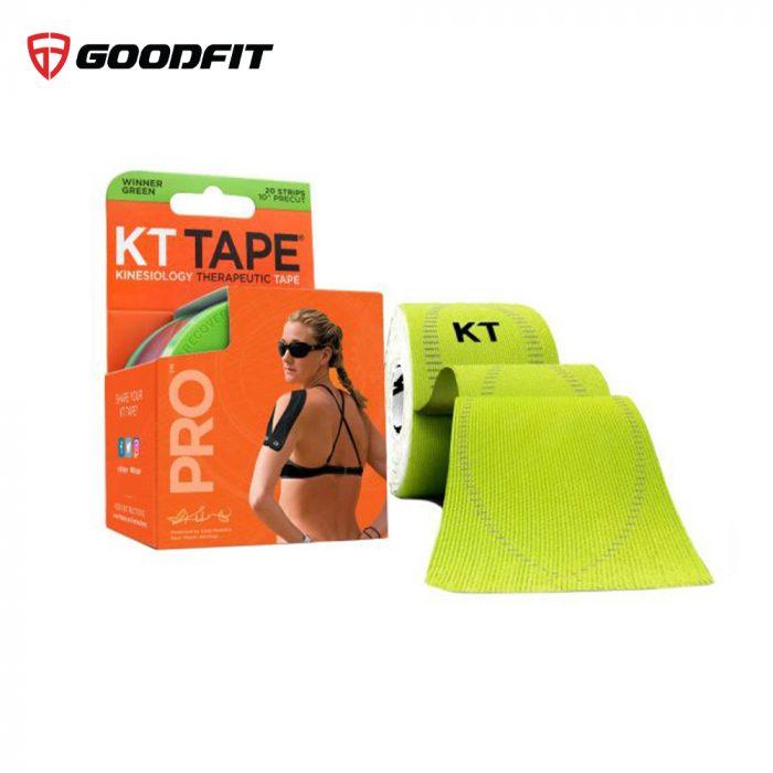 Băng dán cơ KT Tape PRO