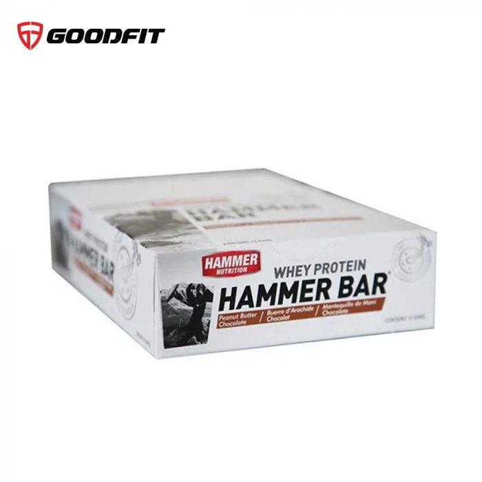 Bánh Whey Protein Hammer Bar vị peanut butter chocolate (1 Srv)
