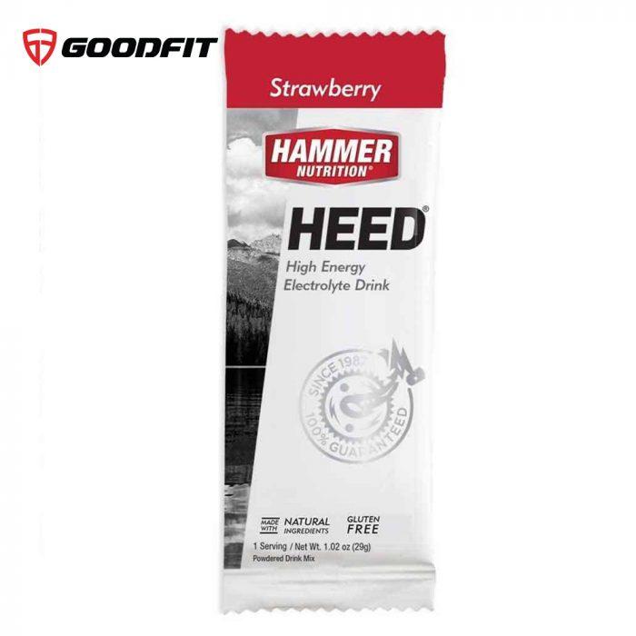 Nước uống cấp năng lượng, chất điện giải Heed Sport Drink Hammer Nutrion (1 srv)
