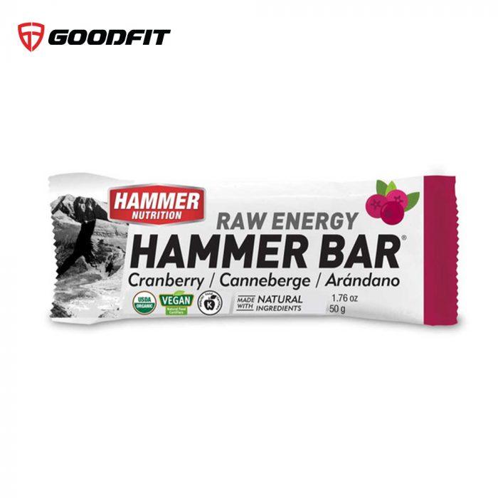 Thanh năng lượng từ thực phẩm thiên nhiên Hammer Bar (1 Srv)