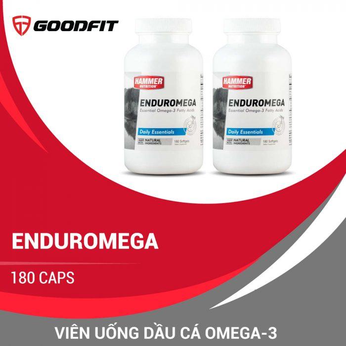 Viên uống dầu cá Omega-3 EndurOmega (180 Caps)