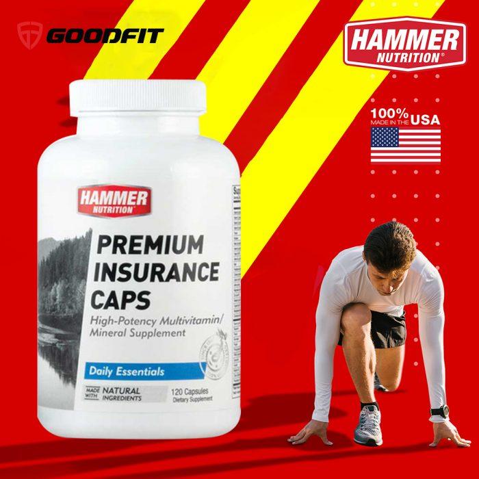 Viên uống Vitamin tổng hợp Premium Insurance Caps (120 Caps)