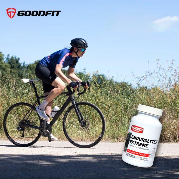 Viên uống bổ sung muối điện giải Hammer Nutrition Endurolytes Extreme (120 Caps)