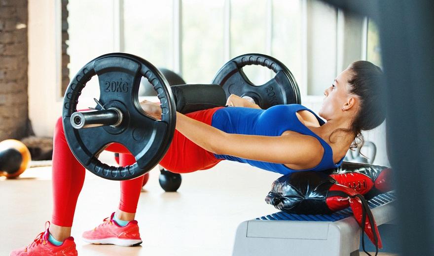 5 sai lầm về lực đẩy hông khiến việc tập luyện mông của bạn kém hiệu quả
