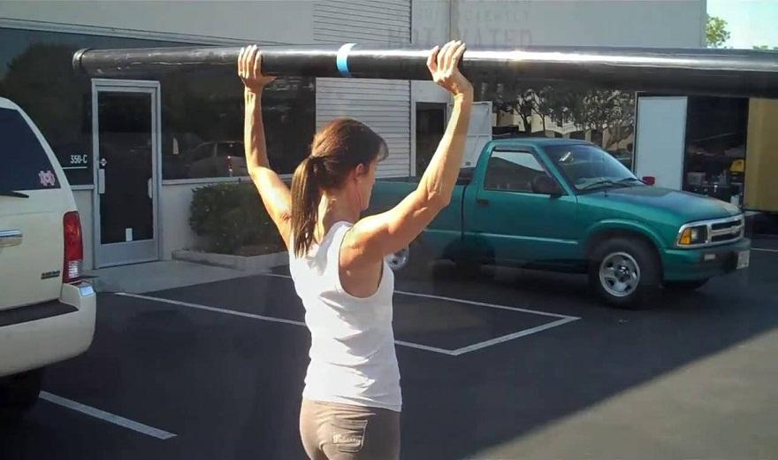 Cách tạo ống slosh và lý do sử dụng ống này khi tập luyện