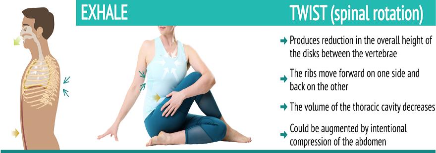 Cách kiểm soát làn sóng hơi thở trong Yoga