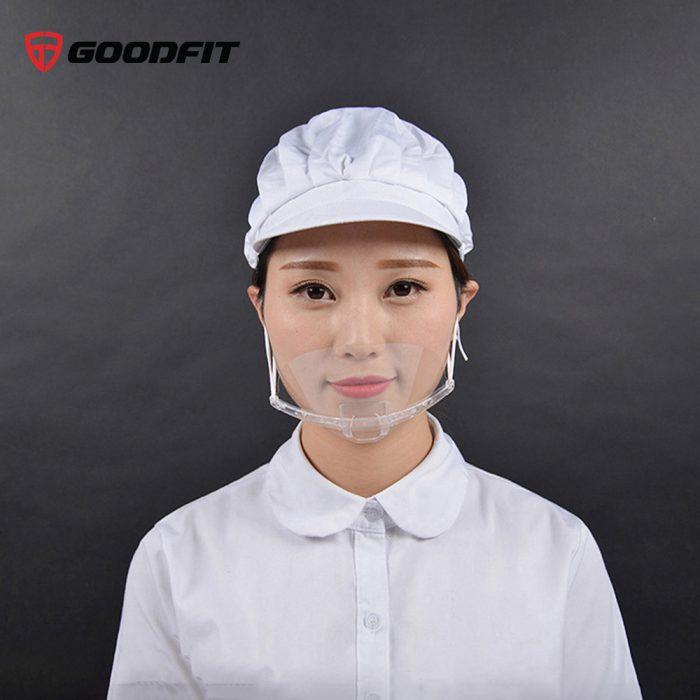 Tấm che miệng nhựa trong suốt, chắn giọt bắn, chống dịch