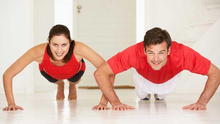 10 hướng dẫn tập cơ ngực ở nhà cho cả nam giới và nữ giới