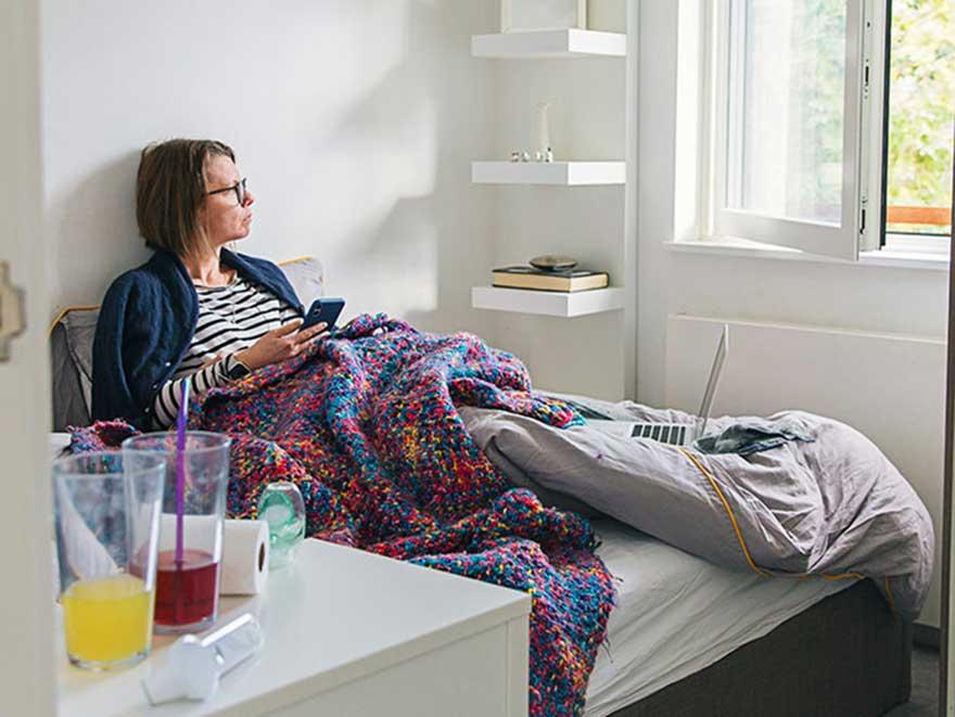 Hướng dẫn điều trị và chăm sóc người nhiễm covid 19 tại nhà