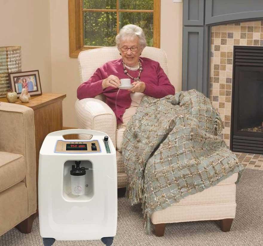 Máy tạo oxy y tế là gì? Có nên mua máy tạo oxy để đề phòng Covid 19?