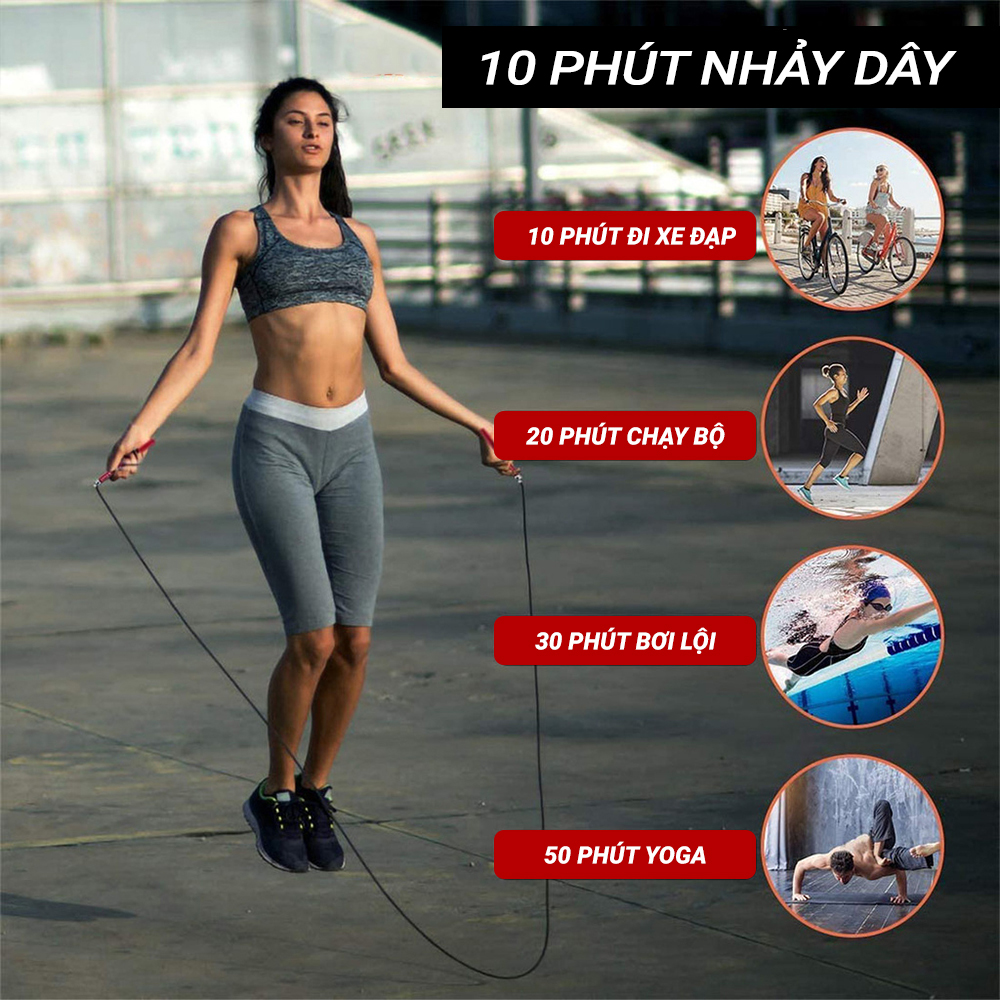 Day nhay the duc day nhay giam can GoodFit GF902JR 10